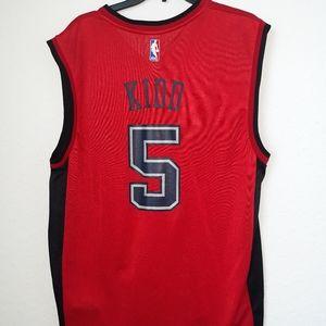 Jason Kidd New Jersey Nets Jersey